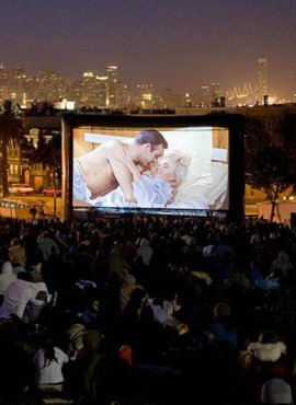2015 SF Neighborhood Theatre Foundation Film Night in the Park