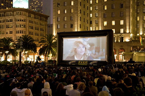 2015 Film Night in the Park San Francisco